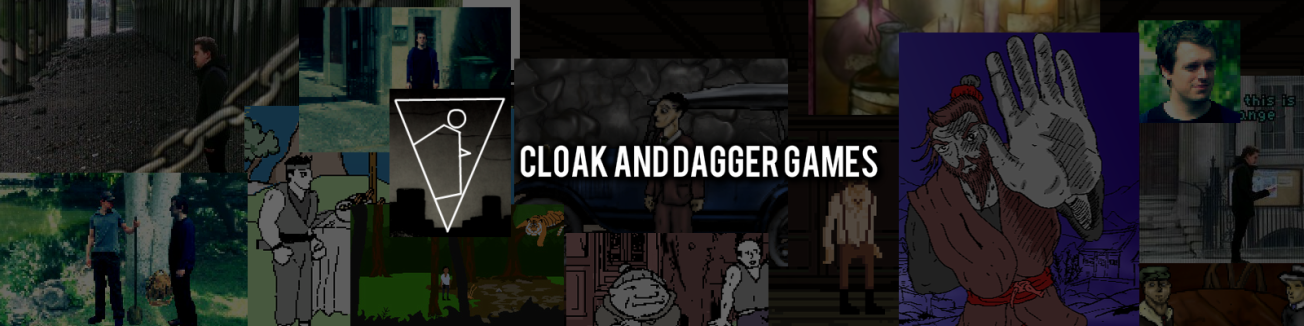 CLOAK AND DAGGER GAMES